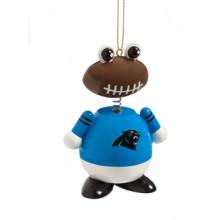 Carolina Panthers Ballman Hanging Ornament