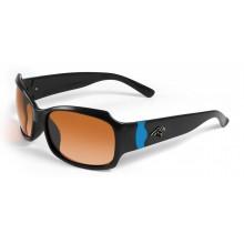 Carolina Panthers Black Bombshell Sunglasses