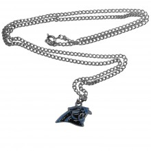 Carolina Panthers Logo Chain Necklace