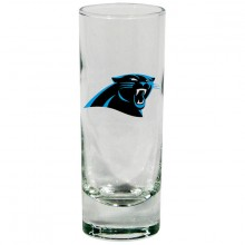 Carolina Panthers Cordial 2 oz Shot Glass