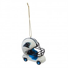 Carolina Panthers  Field Car Ornament