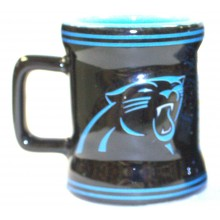 Carolina Panthers Mini Mug 2 oz Shot Glass
