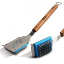 Carolina Panthers Grill Brush