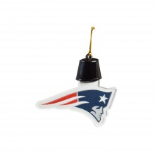 New England Patriots Acrylic LED Light Up Ornament