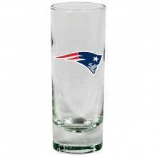 New England Patriots Cordial 2 oz Shot Glass