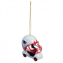 New England Patriots  Field Car Ornament