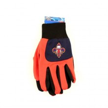 New Orleans Pelicans Team Color Utility Gloves