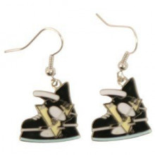 NHL Pittsburgh Penguins Skate Dangle Earrings