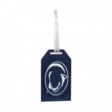 Penn State Nittany Lions Wooden Gift Tag Ornament