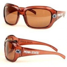 Penn State Nittany Lions Large Brown Frame Sunglasses