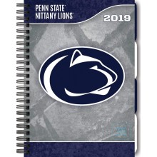 Penn State Nittany Lions 2019 Tabbed Planner Personal Organizer