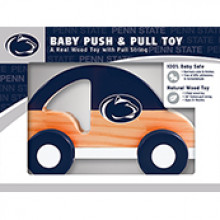 Penn State Nittany Lions Push & Pull Wood Toy