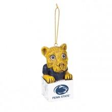Penn State Nittany Lions Tiki Mascot Ornament