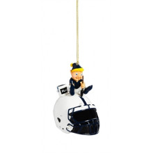 Penn State Nittany Lions Painting Elf Ornament