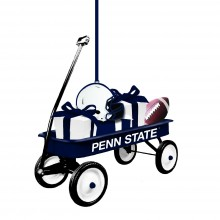 Penn State Nittany LionsTeam Wagon Ornament