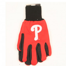 "MLB Philadelphia Phillies Big ""P"" Logo Utility Gloves"