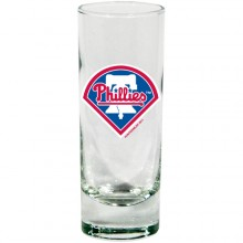 Philadelphia Phillies Cordial 2 oz Shot Glass