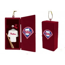 Philadelphia Phillies Team Locker Ornament