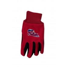 MLB Philadelphia Phillies Team Color Utility Gloves
