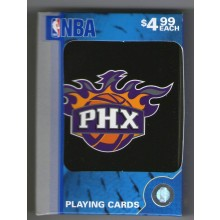 Phoenix Suns Team Playing Cards