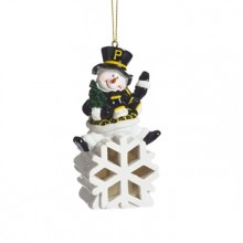 Pittsburgh Pirates LED Snowflake Ornament