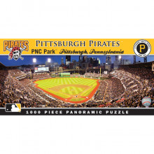 Pittsburgh Pirates 1000 Pc. Panoramic Puzzle