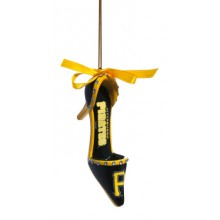 Pittsburgh Pirates Team High Heel Shoe Ornament