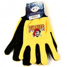 MLB Pittsburgh Pirates Team Color Utility Gloves