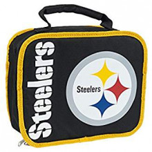 NFL Pittsburgh Steelers Sacked Insulated Cooler Bag