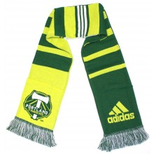 MLS Portland Timbers Pocket Stripe Fringed Scarf