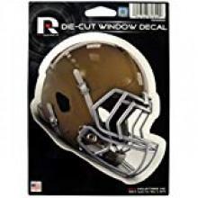 """Purdue Boilermakers 5"""" x 6"""" Helmet Die-Cut Window Decal"""