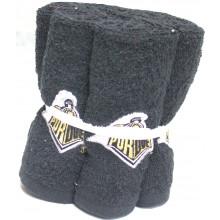 Purdue Boilermakers 6 Pack Washcloth Set