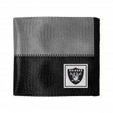 Oakland Raiders Belted Bifold Wallet