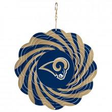 """Los Angeles Rams 10"""" Geo Spinner"""