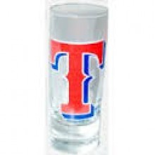 Texas Rangers Cordial 2 oz Shot Glass