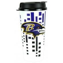 Baltimore Ravens 32-ounce Single Wall Hype Tumbler