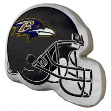 Baltimore Ravens Helmet Plush Pillow