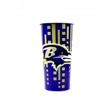 Baltimore Ravens 16-ounce Insulated Travel Mug