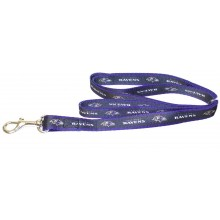 "Baltimore Ravens 50"" Team Pet Leash"