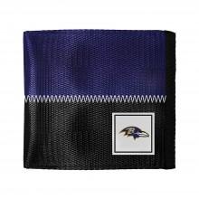 Baltimore Ravens Belted Bifold Wallet