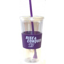 "Baltimore Ravens  ""Rise and Conquer"" 22 oz Slogan Tumbler"