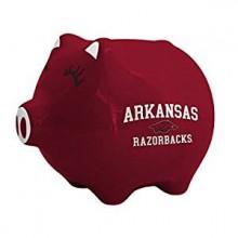 Arkansas Razorbacks Ceramic Piggy Bank