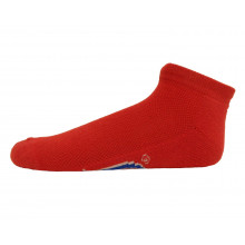 Kansas Jayhawks Ankle Socks Red