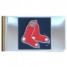 Boston Red Sox Bar Money Clip