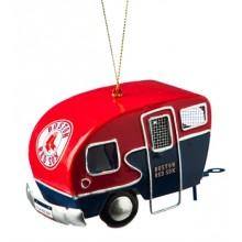 Boston Red Sox 3-D Camper Ornament