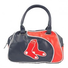 Boston Red Sox Bowler Purse