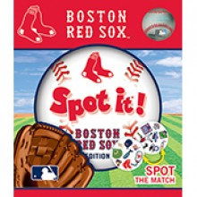 Boston Red Sox  Spot It the Matching Game