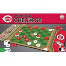 Cincinnati Reds Team Checkers