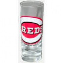 Cincinnati Reds  Cordial 2 oz Shot Glass
