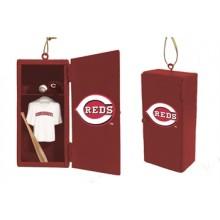 Cincinnati Reds Team Locker Ornament